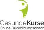 Online-Rückbildungskurs für Zuhause Logo